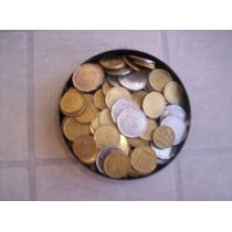 Lote De Monedas De $5, De 10, 20 Y 50 Centavos