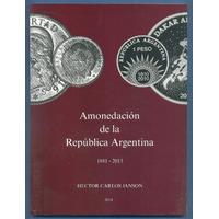 *2014 Nuevo Catálogo Monedas Argentina Janson Promoción