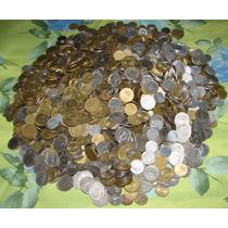 2 Kilos De Monedas Argentinas Variadas Sin Seleccionar