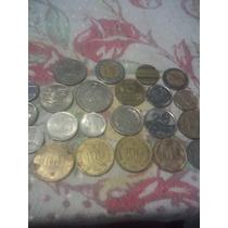 Lote De Monedas Antigua Muchos Paises