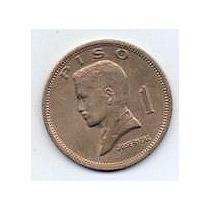 Filipinas 1 Piso C/nickel Año 1972 Xf) Mm 1166