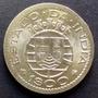 India Portuguesa - Moneda 1 Escudo 1958 ¡ Excelente !