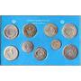 Iran Doble Blister Con 16 Difíciles Monedas Conmemorativas