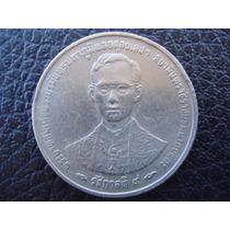 Tailandia - Moneda De 5 Baht, Año 1996 - Muy Bueno