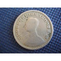 Moneda De Tailandia 1 Bath 2505 (1962)