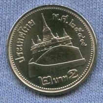 Tailandia 2 Baht 2006 *