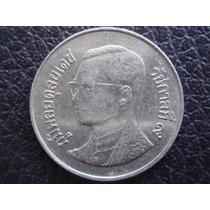 Tailandia - Moneda De 1 Baht, Año 2001 - Muy Bueno