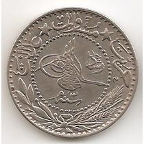 Turquia, Imperio Otomano, 20 Para, 1911. Xf- / Xf
