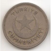 Turquia, 5 Kurush, 1939. Vf