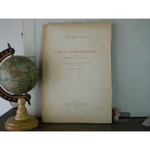 Cartas Numismaticas-pelipe Matèu Y Llopis-1862/1881-maestre-