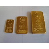 Lingote Banco Ciudad De Oro 10 Gr Dlisjoyeria