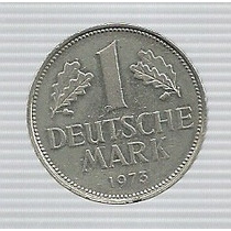 Alemania 1 Mark 1973 F