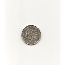 Moneda Antigua Alemana De 2 Marcos