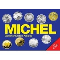 Michel: Catálogo De Monedas Alemanes Conmemorativas - Libro