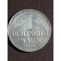 Moneda Alemania 1 Mark 1970 G Ref P7-1
