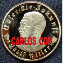 Moneda Conmemorativa Alemania Nazi