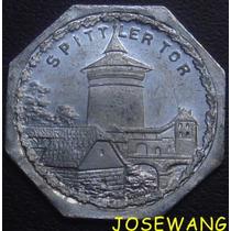 20 Pfennig. Moneda Antigua Alemana Del Año 1920 S/c