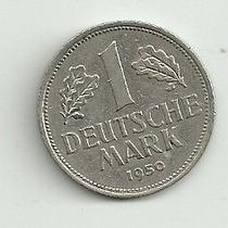 Alemania 1 Mark 1950 F