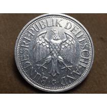 Moneda 1982 Alemania 1 Mark G- Refb3/p1/11