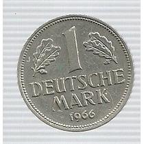 Alemania 1 Mark 1966 F
