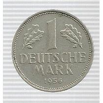 Alemania 1 Mark 1956 F