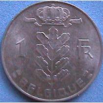Spg - Belgica 1 Franco Vs Años Leyenda Frances Belgique .