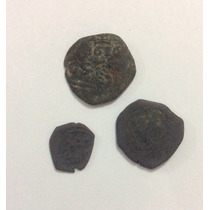 Moneda España 4 Maravedis 1636. De Regalo 2 A Identificar