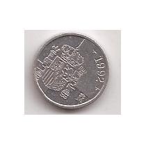 España Moneda De 1 Peseta Año 1992 !!
