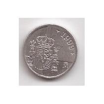España Moneda De 1 Peseta Año 1999 !