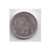 España Moneda De 1 Peseta Año 1998 !