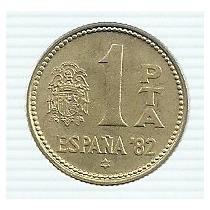 España 1 Peseta 1982