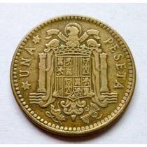 Moneda España 1 Peseta 1963 (estrella 67)