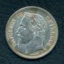 Moneda Francia 1867 K 1 Franc Km#806.1 (plata)