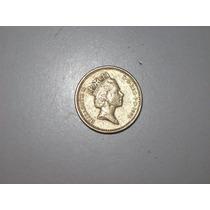 Gran Bretaña One Pound 1985