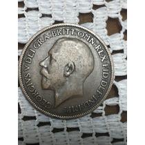 Moneda Inglaterra Half Penny 1919 Refp5/1