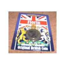 Moneda De Coleccion Inglesa Uk