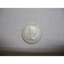 Moneda 1 One Shilling - 1962 Fid Def Elizabeth