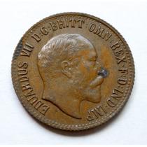 Moneda Gran Bretaña Eduardo Vii 1911