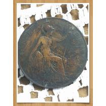 Moneda Inglaterra One Penny 1912 Ref P 16 -10