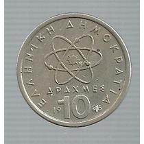 Grecia 10 Dracma 1986