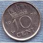 Holanda 10 Cents 1978 * Juliana I *