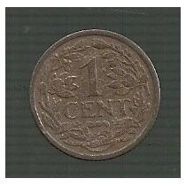 Holanda 1 Centavos 1915