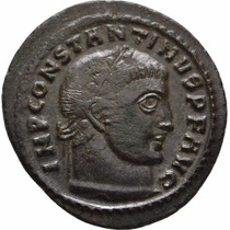 Chinacoins / Romana Follis Constantino I Bajo Licinio 313dc