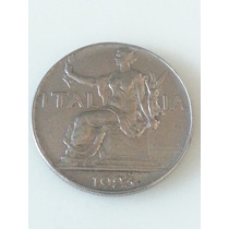 Moneda Italia 1 Lira 1923