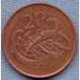 Irlanda 2 Pence 1996 * Ave * Arpa Irlandesa *