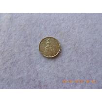 Euro 20 Centavos Año 2002