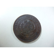Argentina Moneda 1 Centavo Patacon 1884 Au