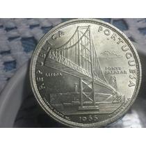 Moneda Portugal 1966 20 Escudos Ref C63