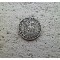 °°° Portugal 2 1/2.- Escudos Año 1965 ** M B ** °°° #678