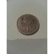Moneda Portugal 1 Escudo 1928